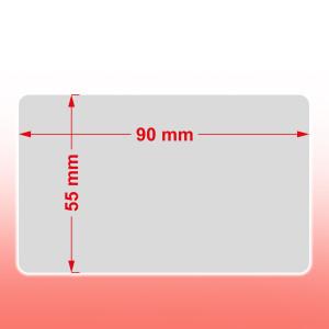 55 x 90 mm ablakos boríték (3)