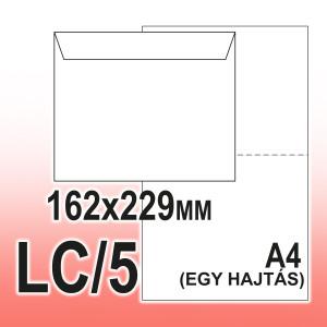 LC/5 (162 x 229 mm) boríték (11)